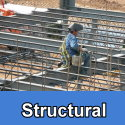 Structual metal work